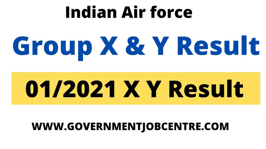 Indian Airforce X Y Group